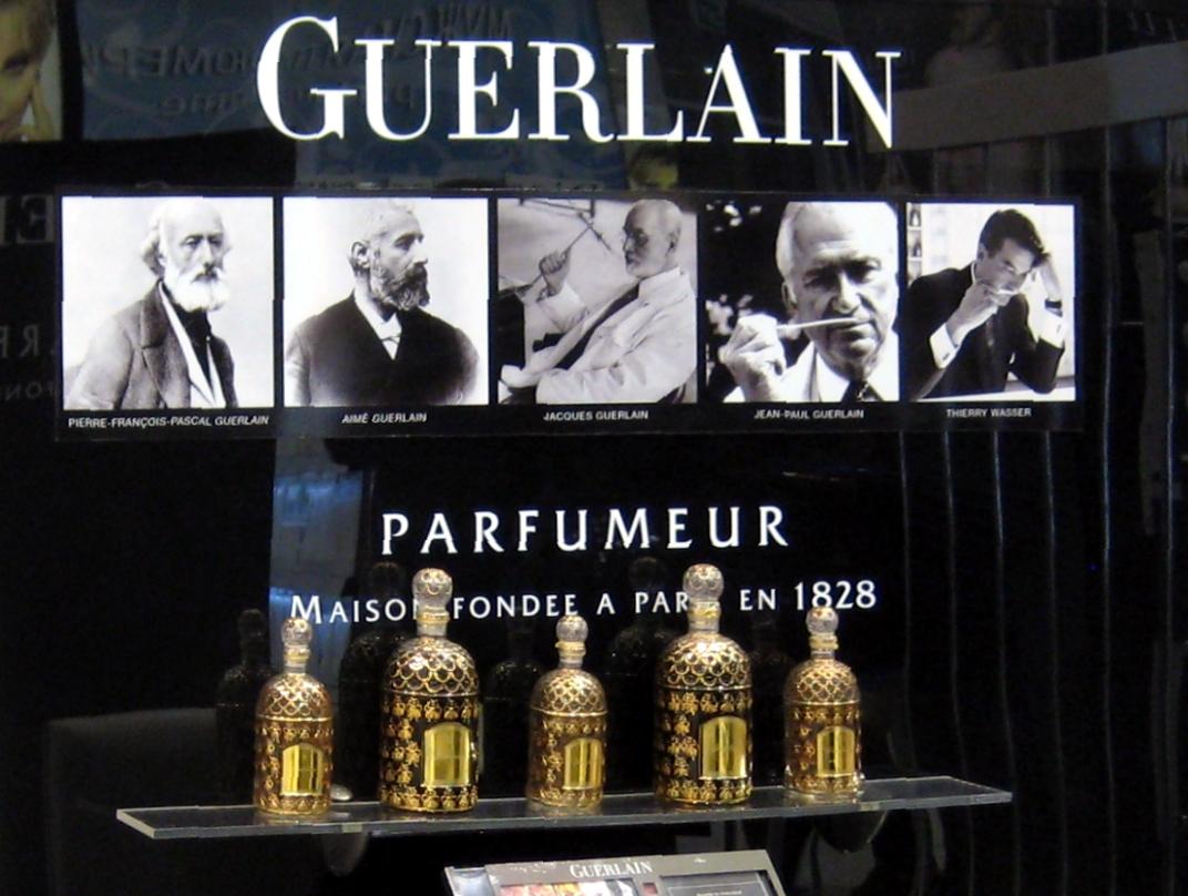Top 3 des parfums Guerlain pour femme