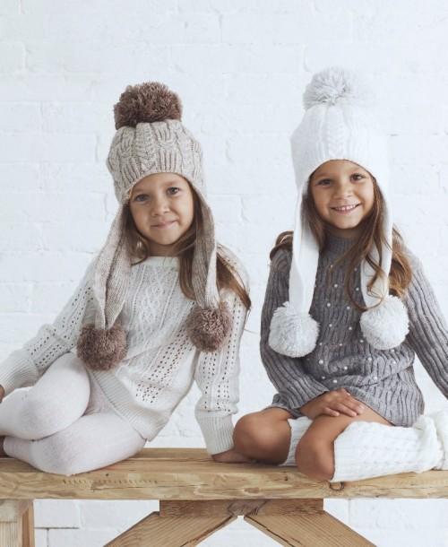 Hiver : les indispensables pour habiller sa fille