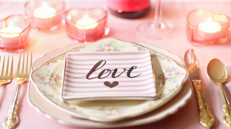 Nos conseils pour un diner en amoureux réussi